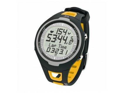 pulsmetr Sigma PC 15.11 - černo/žlutá