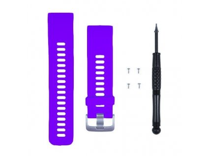 Náhradní díl - Řemínek na Forerunner 35 Purple