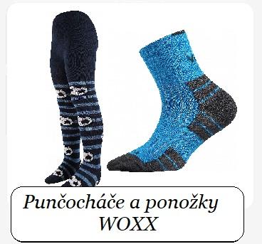 Punčocháče a ponožky