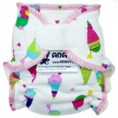 Novorozenecké kalhotkové pleny