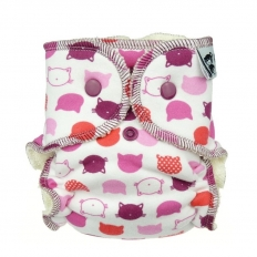 Novorozenecké kalhotkové pleny na patentky