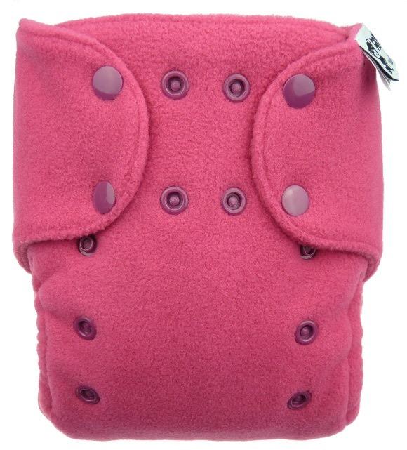 Novorozenecké flísové svrchní kalhotky