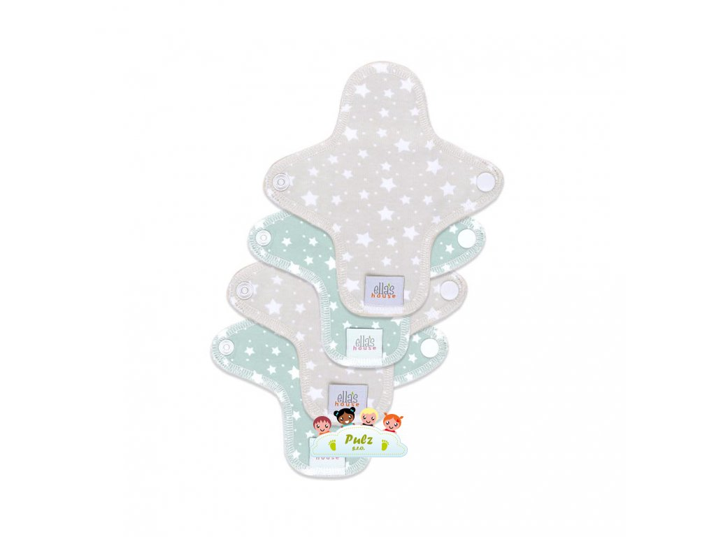moon pads mini starscloudblue starsbeige kopie 2