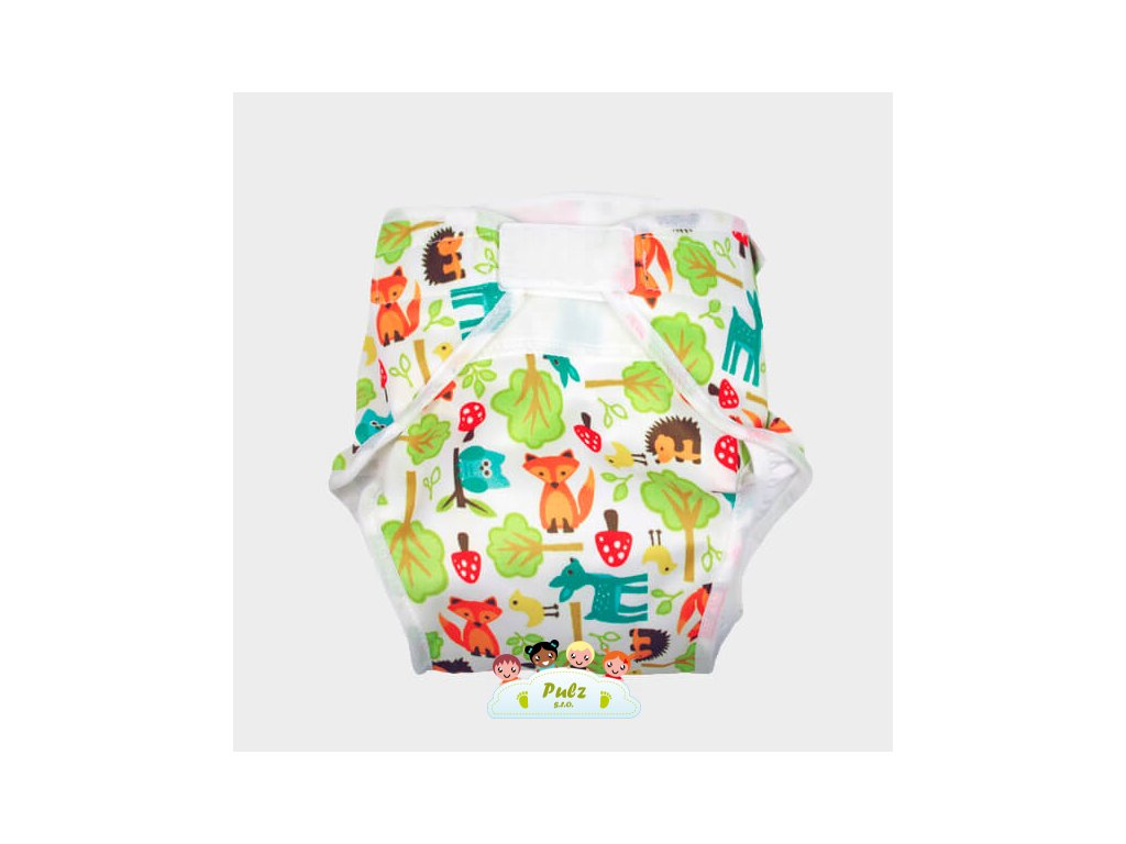 SOFT diapers woodland