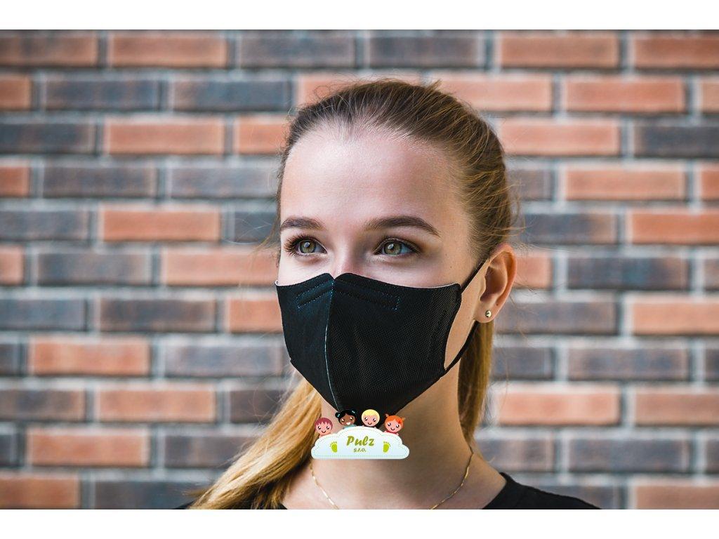 92 1 ffp2 respirator respipro carbon respilon realna fotografie