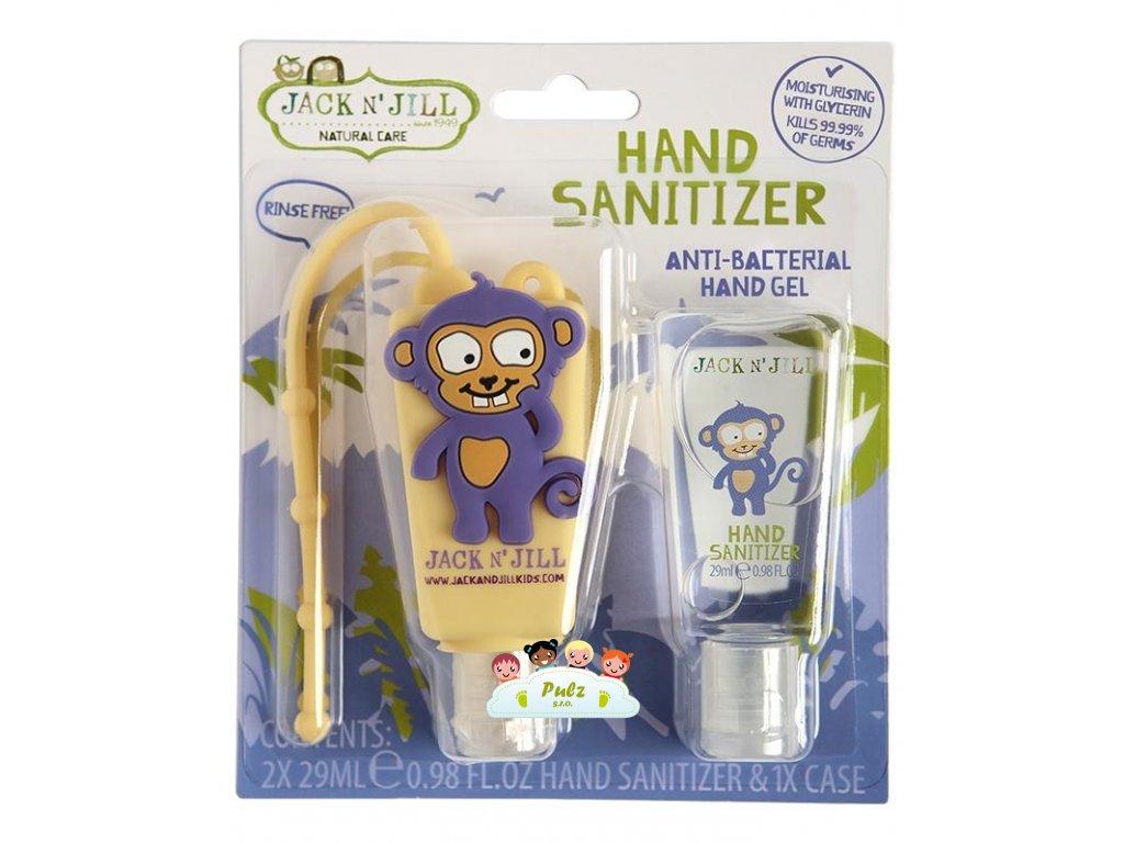 Antibakteriální gel na ruce pro děti OPICE