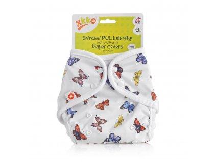 svrchni pul kalhotky xkko one size butterflies 4b2