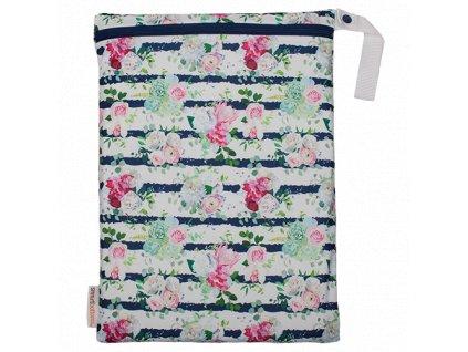 2128 On the Go Wet Bag Belle Blossoms 500