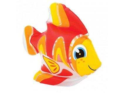 Plovoucí zvířátka nafukovací Intex Červeno-žlutá rybka