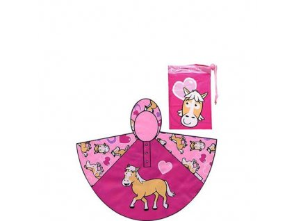 bugzz regenponcho pony roze 531100 1024x1024@2x
