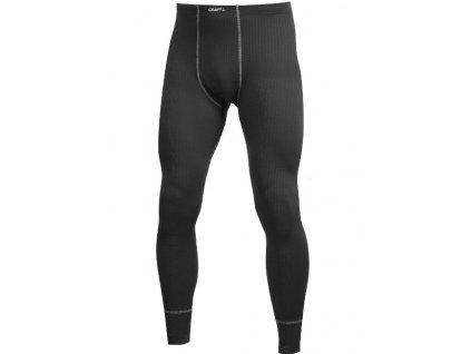 197010 craft active long underpants men 2999 black contrast big