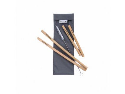 Bamboolik Sada bambusových brček dlouhá