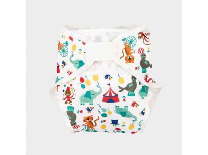 SOFT diapers circus
