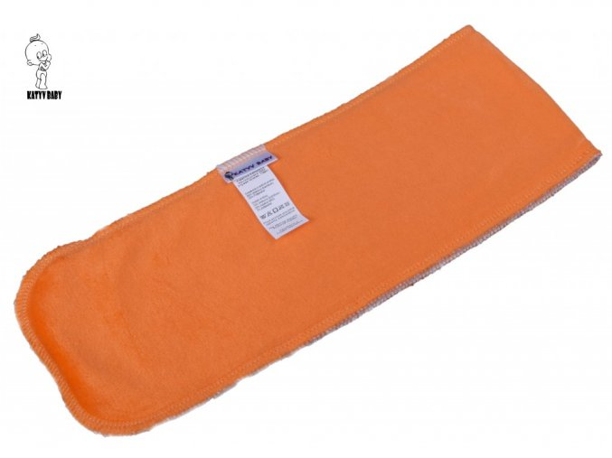 Katyv Baby Vkládací plena - 60 cm oranžová
