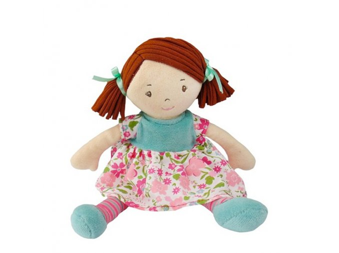 Latkova babika 25cm Katy ruzovo modra