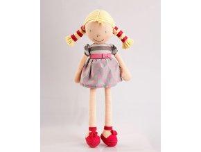 Latkova babika 42cm Ann blond vrkoce