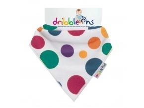 dribble ons designer circus spots dad