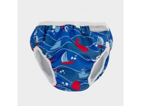 NEW swim diaper blue greyWEB