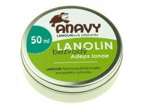Bezvodý lanolin Anavy Obsah: 50 ml
