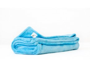 MAJAB Dětská deka Tyrkysová 120x140cm