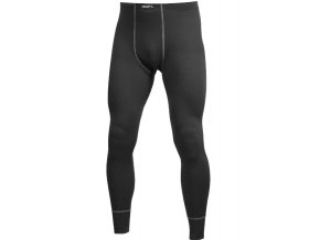 197010 craft active long underpants men 2999 black contrast big