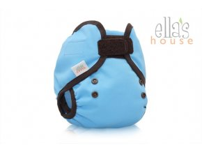 Ella´s House Bum wrap blue (modrá) S...3-9 kg