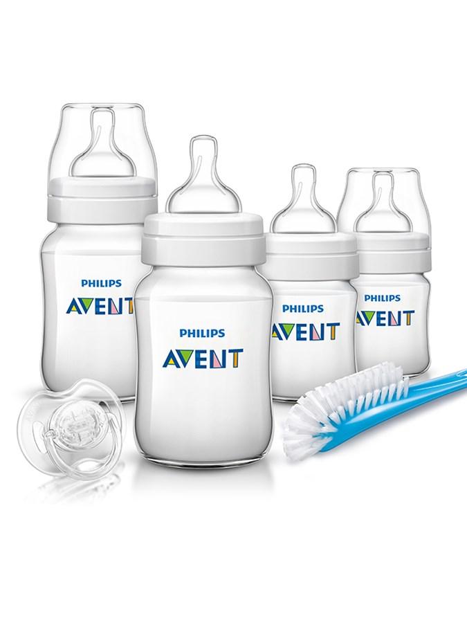 Philips Avent novorozenecká startovní sada Transparentní SCD271/00