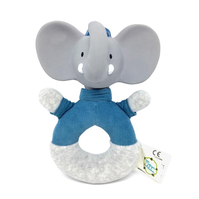 Meyia & Alvin chrastítko/kousátko - sloník Alvin