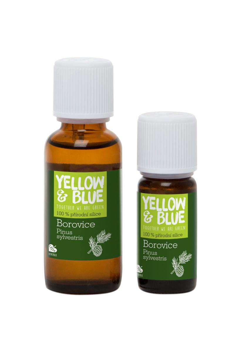 Yellow&Blue Silice Borovice 10 ml
