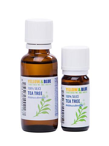 Yellow&Blue Silice Tea-Tree 10 ml