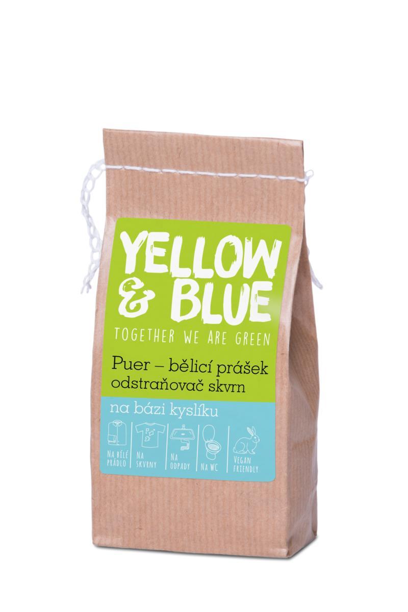 Puer – bělicí prášek a odstraňovač skvrn na bázi kyslíku 250 g - papírový sáček