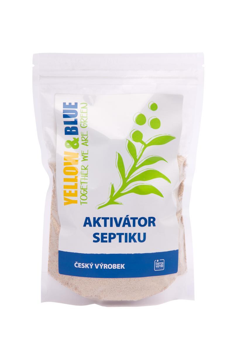 Tierra Verde Aktivátor septiku 500 g zip sáček