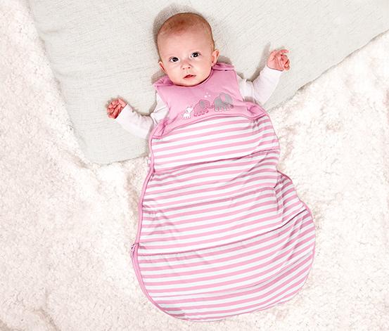 Kojenecké spací pytle