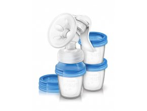 Odsávačky mateřského mléka