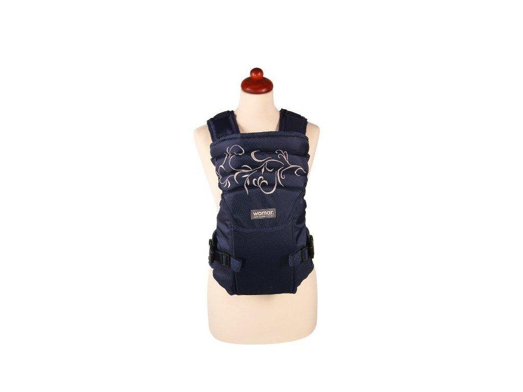 Nosítko Womar Zaffiro Sunny modré tmavé