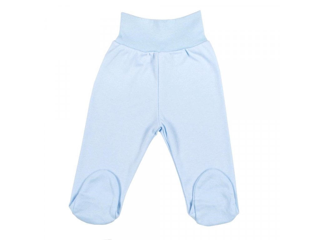 Kojenecké polodupačky New Baby modré