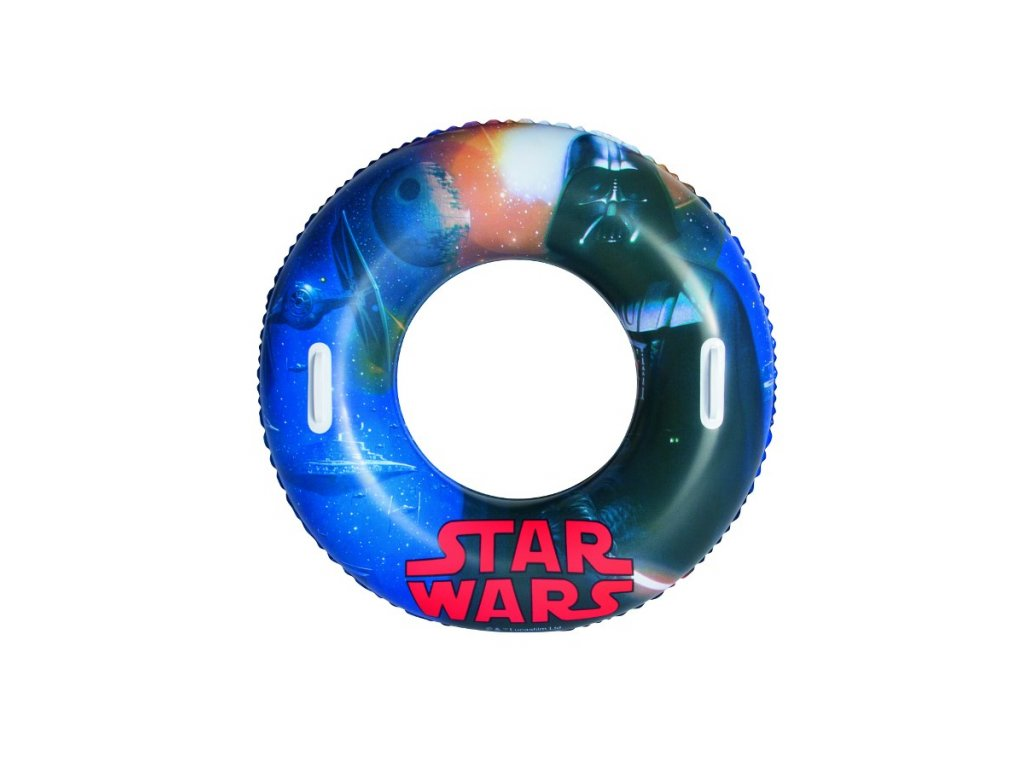 Dětský nafukovací velký kruh Bestway Star Wars