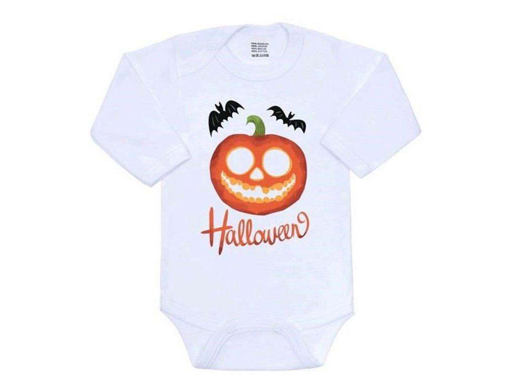 Body s potiskem New Baby Halloween