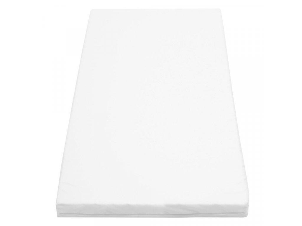 Dětská matrace New Baby 120x60 molitan-kokos bílá