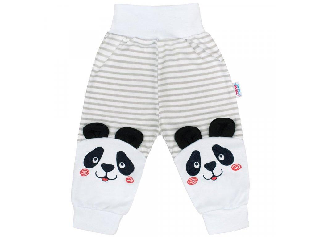 Kojenecké tepláčky New Baby Panda
