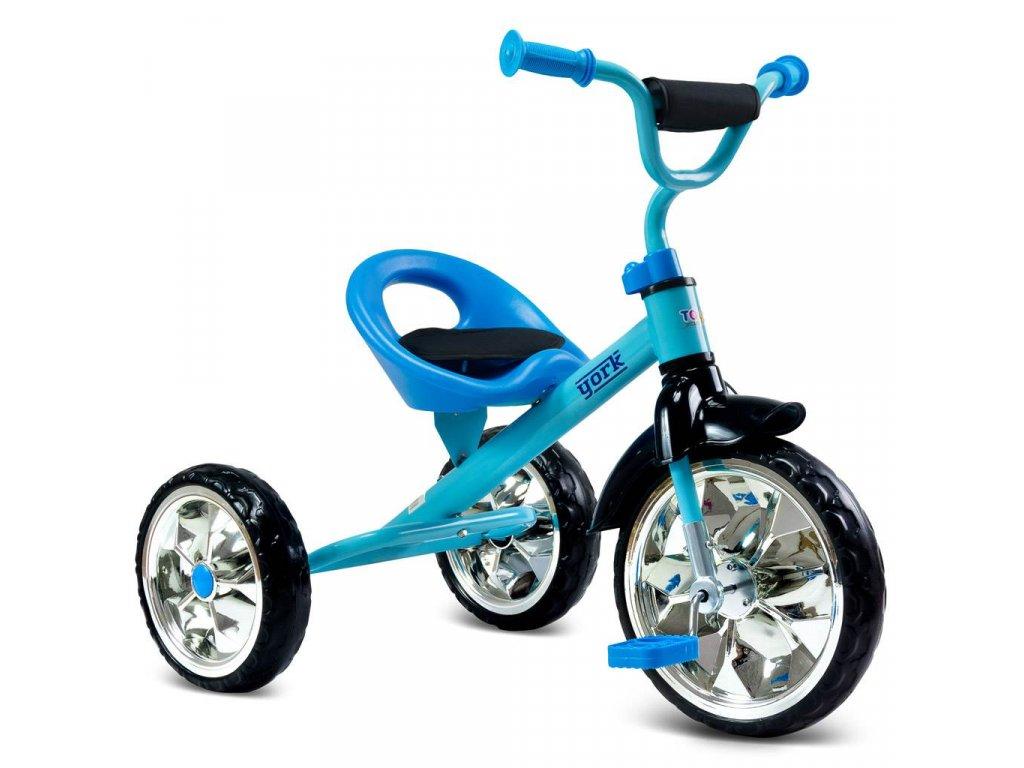 Dětská tříkolka Toyz York blue