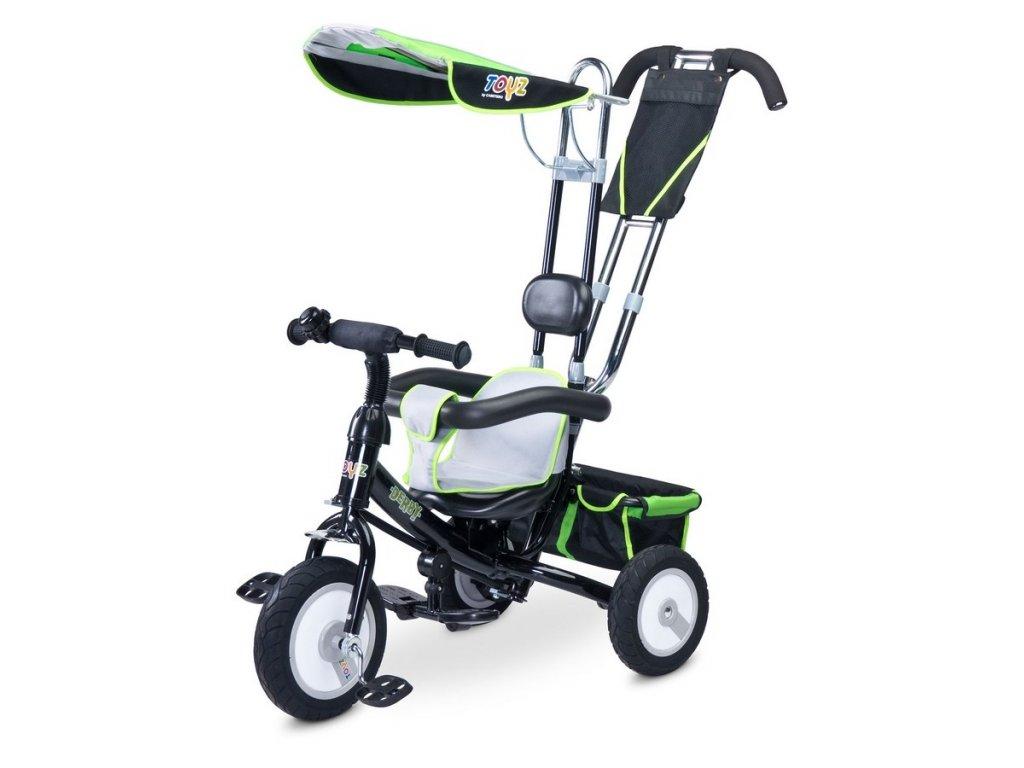 Dětská tříkolka Toyz Derby green