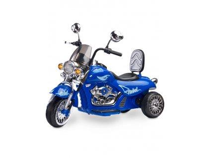 Elektrická motorka Toyz Rebel blue