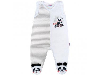 Kojenecké dupačky New Baby Panda
