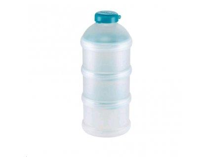 Dávkovač na sušené mléko NUK modrý