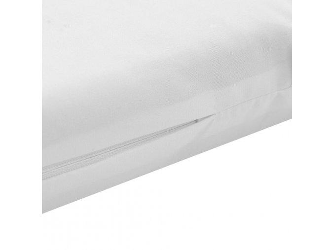 Dětská pěnová matrace New Baby 120x60 bílá