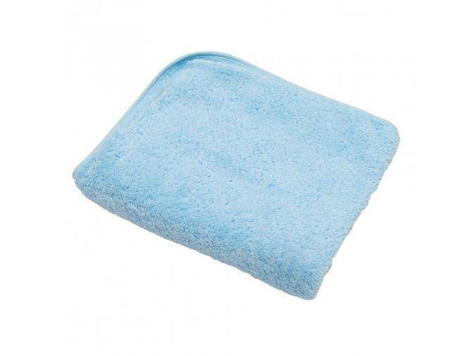 Dětská deka New Baby 90x80 modrá