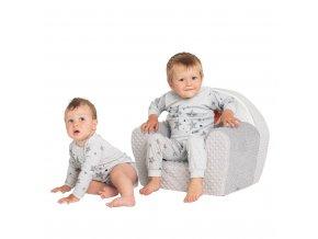 Kojenecký kabátek New Baby Stars