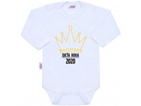 Body s potiskem New Baby Dieťa roka 2020