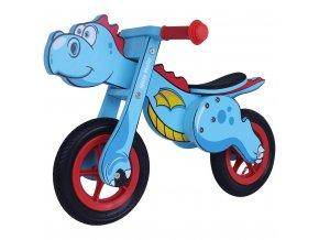 Dětské odrážedlo kolo Milly Mally DINO Mini blue